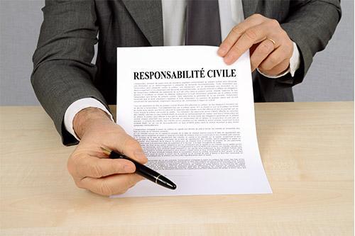 Avocat responsabilité civile Marseille